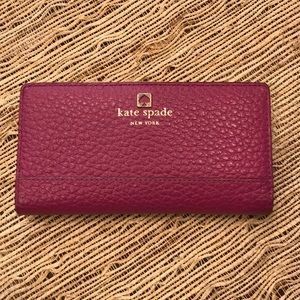 Kate spade Cobblehill Stacy wallet